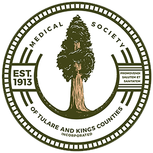 The Medical Society of Tulare and Kings Counties Seal